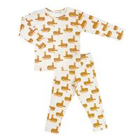 Afbeelding van Pyjama Cheetah 4jaar